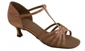 Ethical Wares Ladies Dance Sandal Flesh