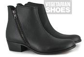Jeanette Boot Black