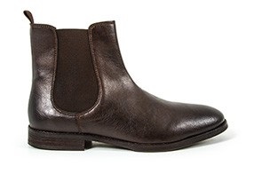 Men's Chelsea Boot Dark Brown