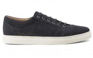 Perfed Sneaker Black