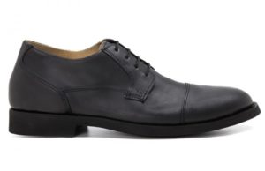 Vegan Cap Toe Black