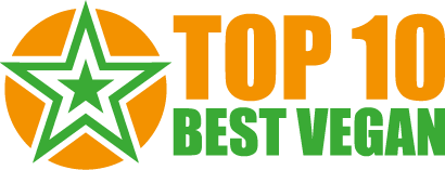 Top10BestVegan.com logo